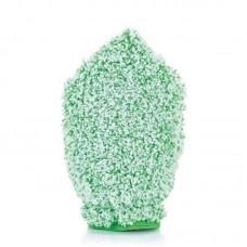 Reinigingshandschoen hoogpolig, groene vezel