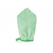 Reinigingshandschoen, groene vezel
