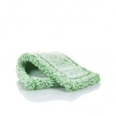 Vloervezel groen hoogpolig, 42 cm