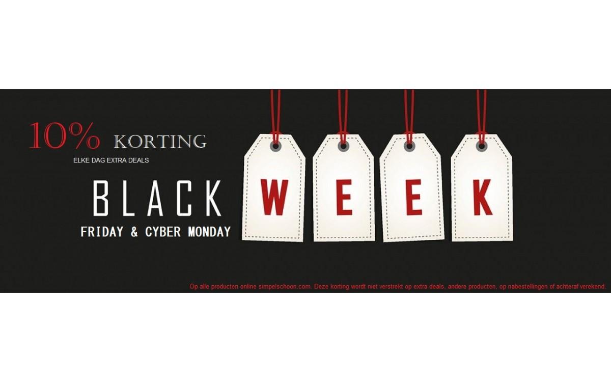 BLACK FRIDAY - WEEK