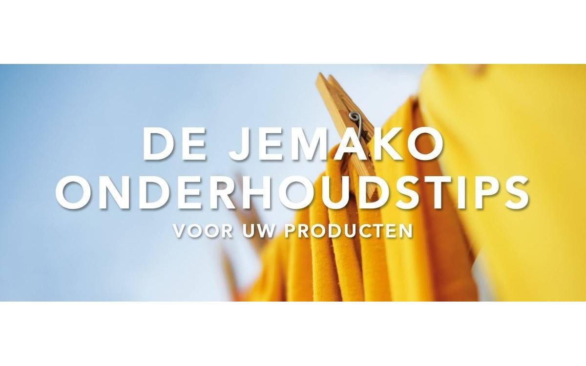 DE JEMAKO ONDERHOUDSTIPS